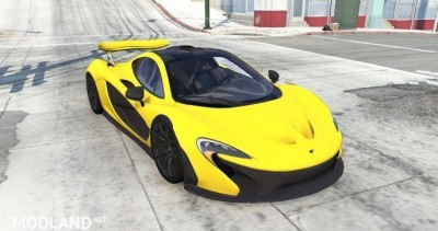 McLaren P1 [0.11.0]